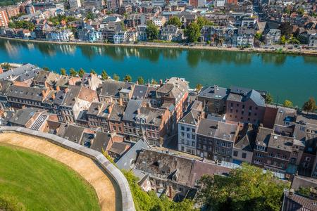 Namur in Belgium Editorial