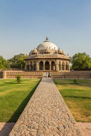 archways: Octagonal tomb of Isa Khan Niyazi Editorial