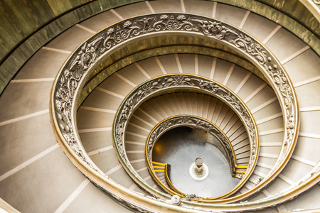 Spiral Stairs in Vatican