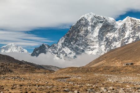 View of Nepal Stock Photo