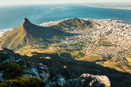 Kaapstad Zuid-Afrika Stockfoto