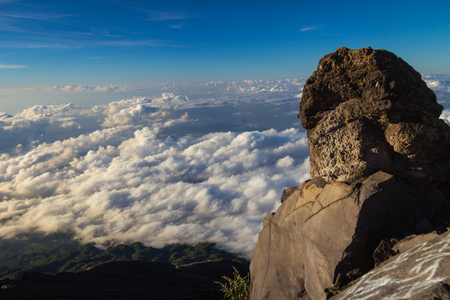 Mount Bromo in Bali