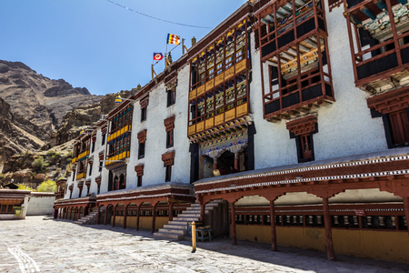 Hemis Monastery in Ladakh Kashmir