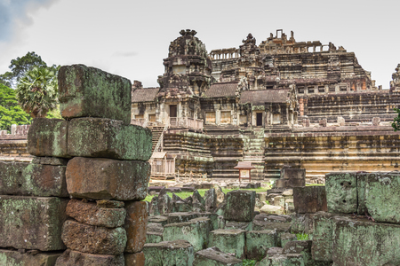 Bouphon temple in Angkor Thom Cambodia
