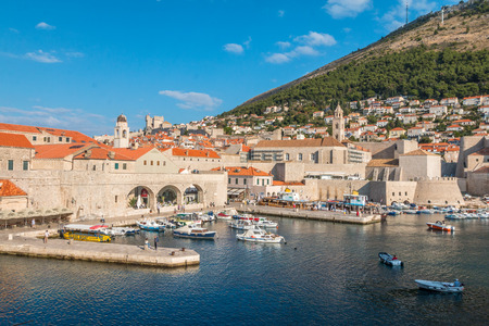 Nice view of Dubrovnik