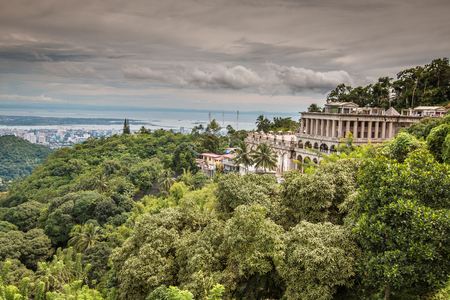 View of Temple of Leah Cebu city Philippines