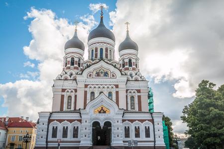 Tallinn Orthodox church