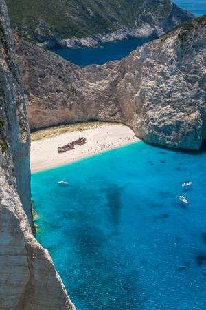 Zakynthos Island 免版税图像