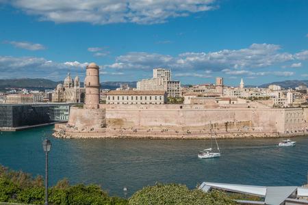 Fort Saint Jean in Marseilles