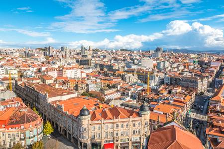 View of Porto Portugal