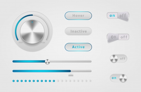 Web User Interface Elements