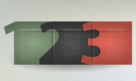 master page: Paper Progress background  product choice or versions Illustration