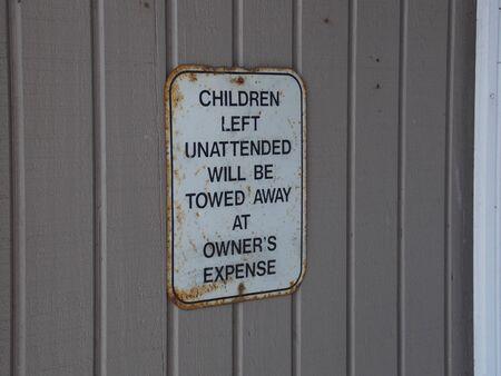 Funny Sign Stock fotó