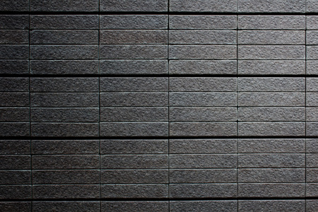 Dark ceramic Wall tiles photo