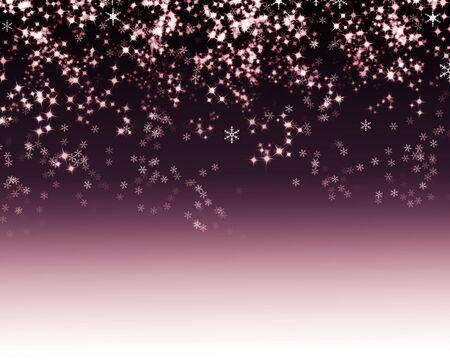Snow Flake Background photo