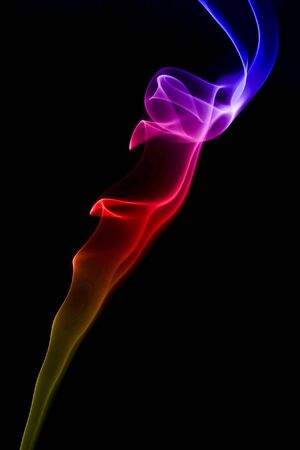 Rainbow Smoke photo