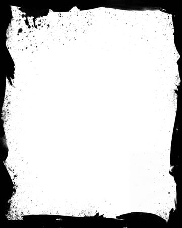 Grunge Frame  Stock Photo - 4627577