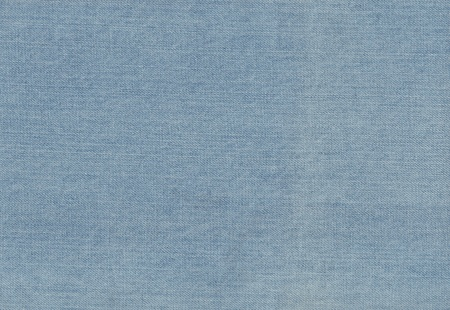 Worn blue denim jeans texture photo