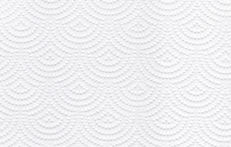Texture of white tissue paper