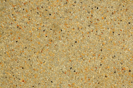 Gravel texture wall background photo