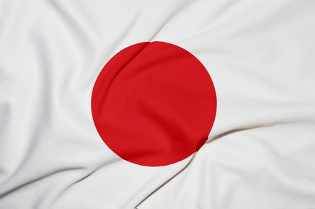 Japan flag background 版權商用圖片 - 13362159