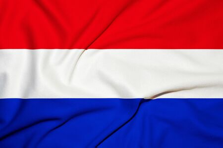 Netherlands flag background photo