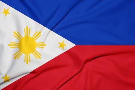pinoy: philippines flag background