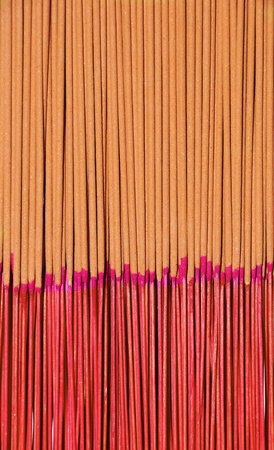 Incense stick texture background photo