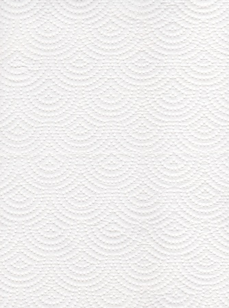 Texture of white tissue paper background Stock Photo