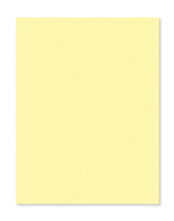 yellow line paper background Stock Photo - 13362101