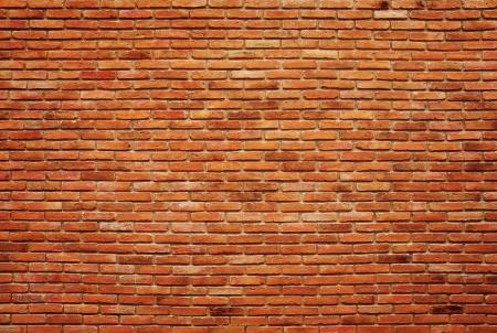 오래 된 벽돌 벽의 질감 배경
