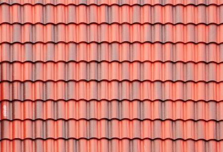 가까운 빨간 지붕 텍스처의 최대
