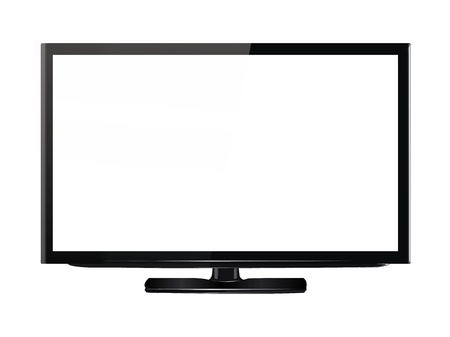flat panel: High definition LED TV