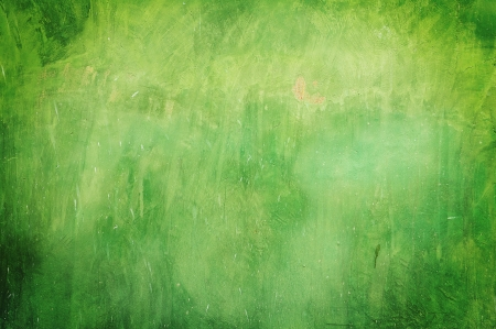 Green grunge wall texture background photo