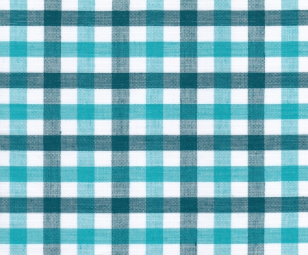 Blue and white tablecloth background photo