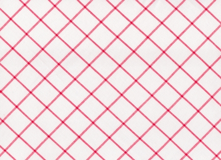 Red striped tablecloth seamless pattern Stock Photo - 15115355