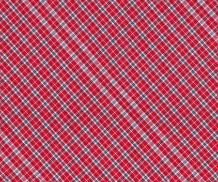 Tartan Seamless Pattern  red,blue,black,white  Stock Photo - 15115384