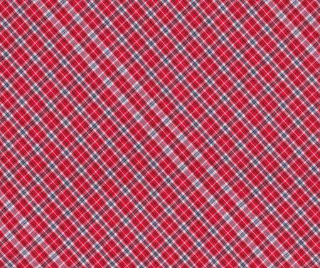 Tartan Seamless Pattern  red,blue,black,white Stock Photo - 15115384