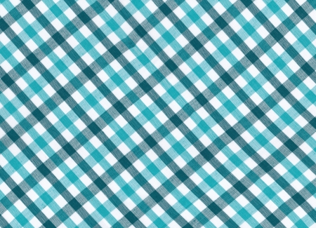 picnic blanket: Texture of blue seamless fabric background Stock Photo