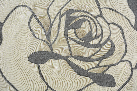 naturally: Close up of rose wallpaper background