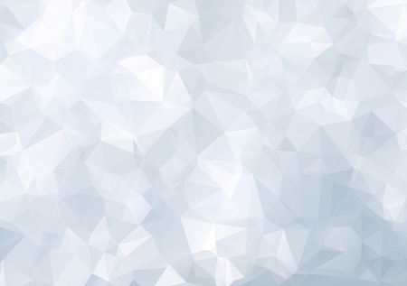 Abstract triangle blue texture background