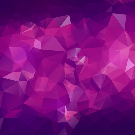 purple: Abstract triangle violet texture background