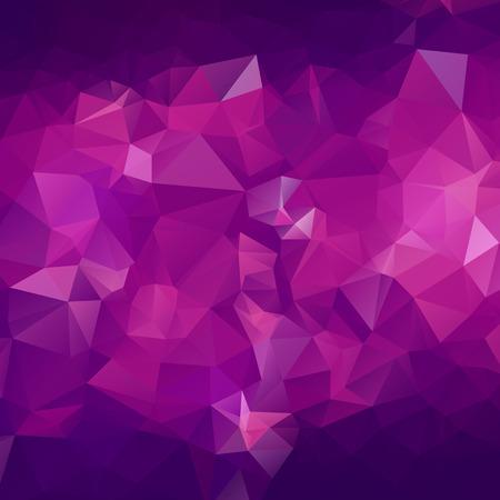 abstrakt: Abstrakt triangel violett struktur bakgrund Stockfoto