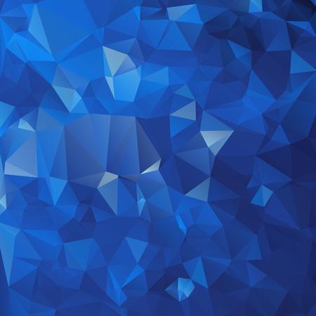 추상 삼각형 블루 질감 배경