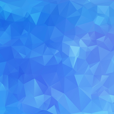 Abstract triangle blue texture background 版權商用圖片 - 42666652