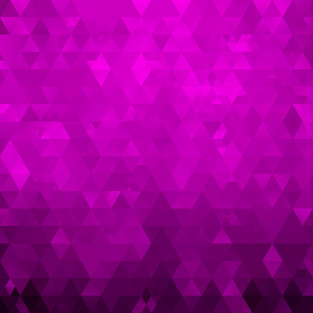 moresque: Abstract violet triangle texture background