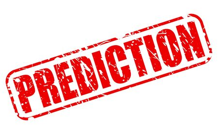 predicted: PREDICTION red stamp text on white