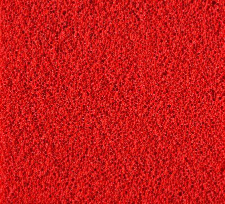 celulosa: Textura roja de celulosa fondo de esponja de espuma