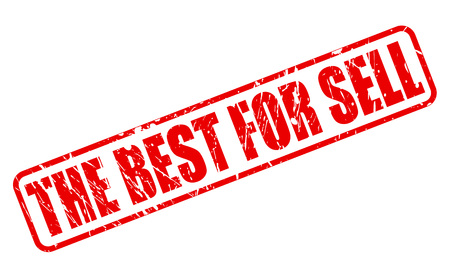 treason: The best for sale red stamp text on white Stock Photo