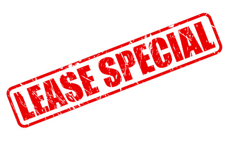 occupy: LEASE SPECIAL red stamp text on white